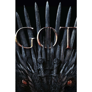 Game of Thrones Season 8 (HD) **redeems on ANY Google Play account**