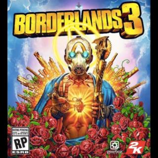 Borderlands 3 - Epic Games