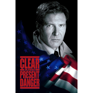 Clear and Present Danger from 4k  iTunes