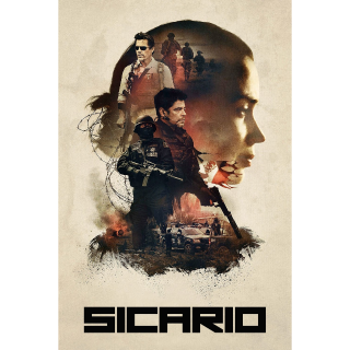 Sicario From 4k UHD Disk redeems in 4k on iTunes.