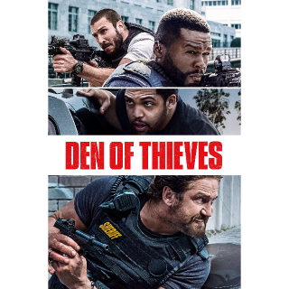 Den of Thieves iTunes HD