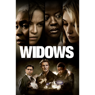 Widows from 4k blu