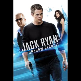 Jack Ryan: Shadow Recruit from 4k   iTunes