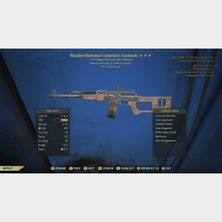 Weapon | BFFR Handmade