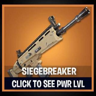 Siegebreaker | 130 Godrolled Energy