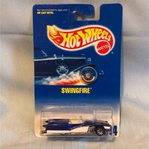 Vintage 1991 Hotwheels car