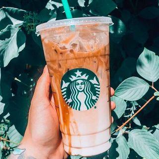 $14.00 Starbucks