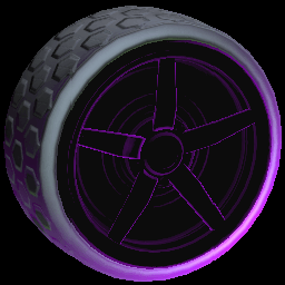 Gripstride HX: Inverted | Purple