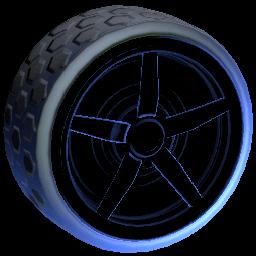 Gripstride HX: Inverted   Cobalt