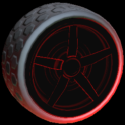 Gripstride HX: Inverted | Crimson