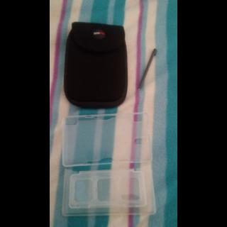 DS Lite Accessories Lot