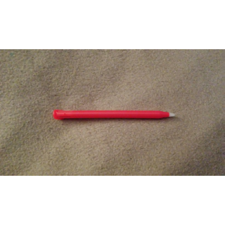 3 Nintendo 3DS XL Compatible Cherry Red Touch Screen Styluses