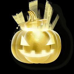 Golden Pumpkin 2019   25x