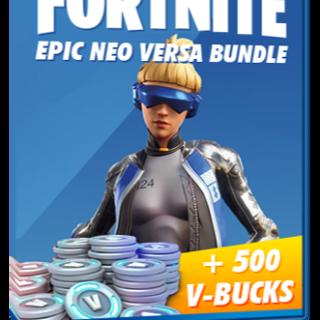 Neo Versa+500 V-Bucks EU