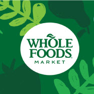 $25 Whole foods market gift cards
