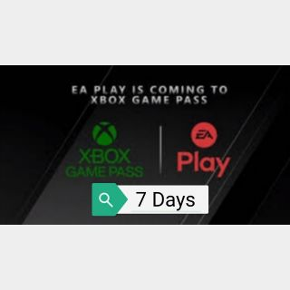 Xbox Game Pass Ultimate 7 Days