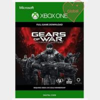 Gears of War Ultimate edition Xbox One (Global)