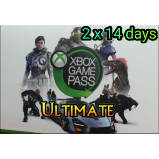 Xbox Game Pass Ultimate 1 month (28 days). Global