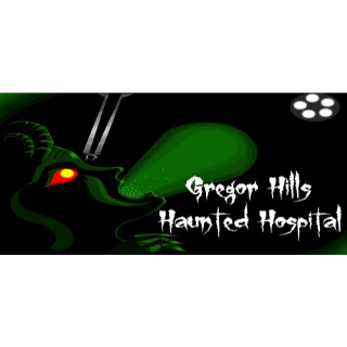 Gregor Hills Haunted Hospital -INSTANT STEAM KEY-