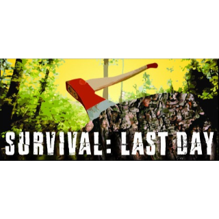 Survival: Last Day !DELISTED GAME! - Instant Steam Key