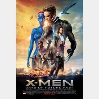 X-Men: Days of Future Past HD MA