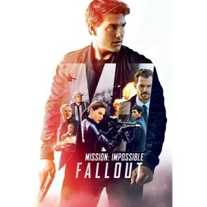 Mission: Impossible - Fallout HD Vudu or iTunes