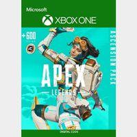 Apex Legend - Ascension Pack / Reg. US