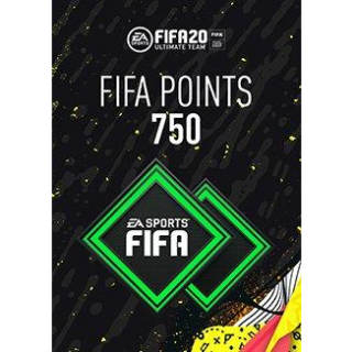FIFA 20 Ultimate Team: 750 FIFA Points - Nintendo Switch