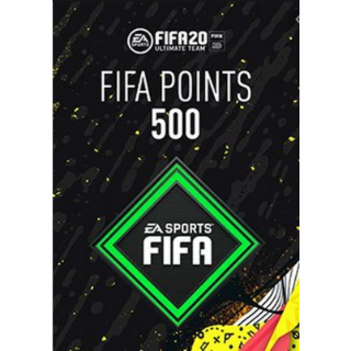 FIFA 20 Ultimate Team: 500 FIFA Points - Nintendo Switch