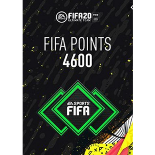 FIFA 20 Ultimate Team: 4600 FIFA Points - Nintendo Switch