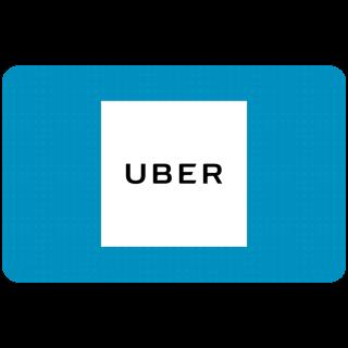 $25.00 Uber