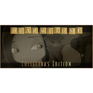 Bear With Me - Collector's Edition (Steam Instant Delivery)