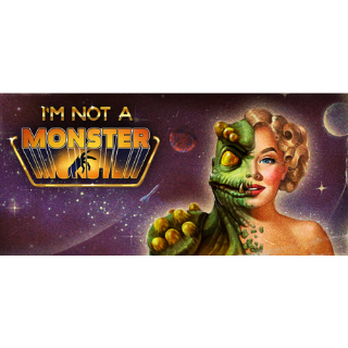 I'm not a Monster (Steam Instant Delivery)