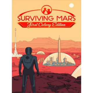Surviving Mars (Steam instant delivery)