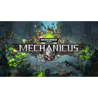 Warhammer 40,000: Mechanicus (Steam instant delivery)