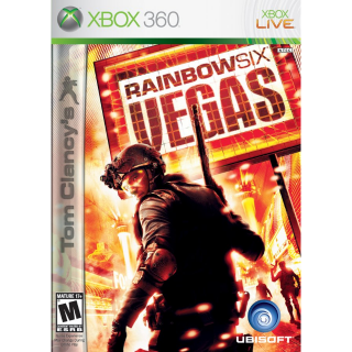 Rainbow Six Vegas (Xbox One Code)