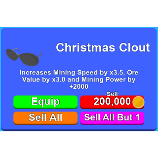 Accessories | Xmas Clout (hat): MS