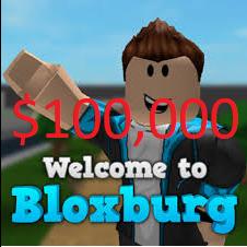 Other | Bloxburg $100,000