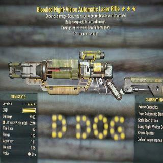 Weapon | Laser BE 90 Rw