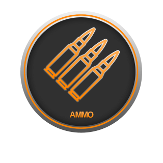 Ammo   5000 5.56 Rounds