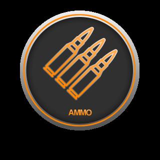 Ammo   3k .50 Rounds