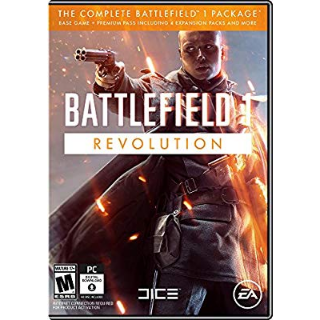 Battlefield 1 Revolution [Online Game Code]  YY