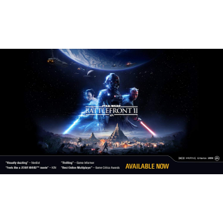 Star Wars Battlefront II [Online Game Code] YY