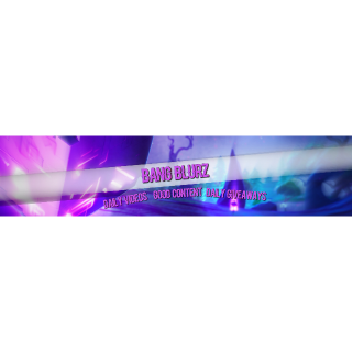 I will create a banner