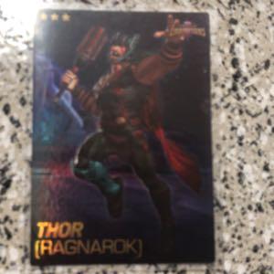 Marvel COC SHINY Thor (Ragnarok) and SHINY Hulk (Ragnarok)