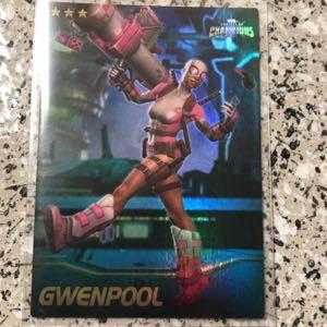 Marvel COC SHINY Gwenpool