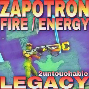 Bundle | RARE LEGACY FIRE/ ENERGY DAMAGE ZAPOTRON