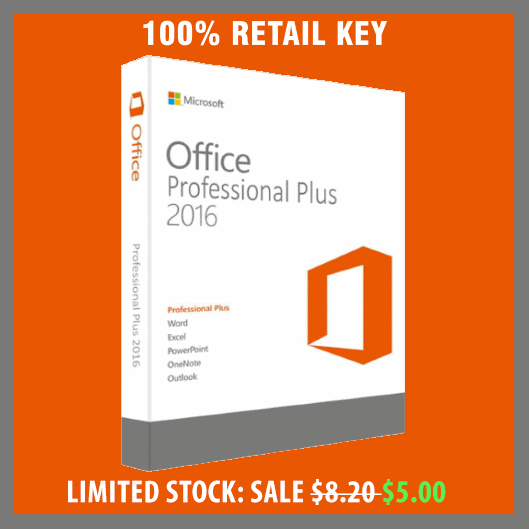 Microsoft professional plus 2016 activation | Microsoft