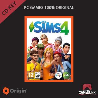 The Sims 4 Base Game Origin CD KEY