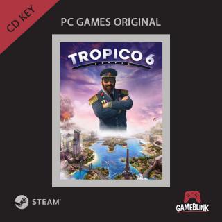 Tropico 6 CD Key Steam